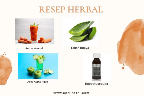 resep herbal untuk limfadenopati