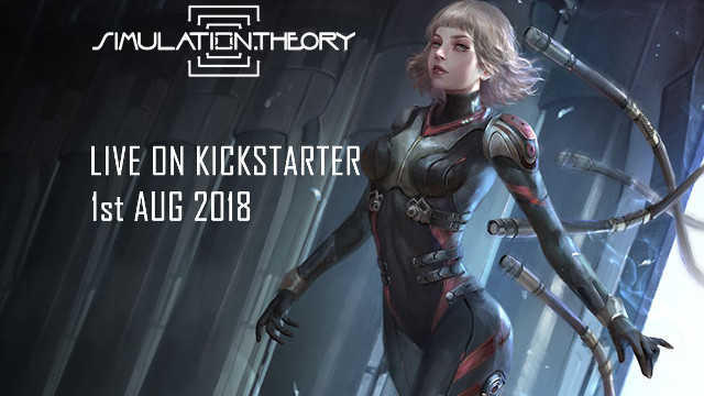 Simulation Theory Kickstarter Review
