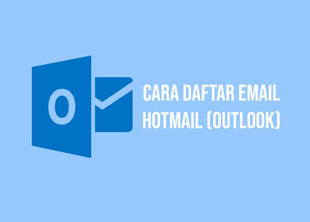 cara daftar email