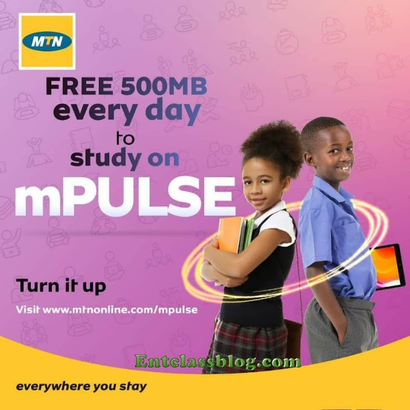 How To Use MTN Free 500MB Daily on MTN MPulse to Power all APPS