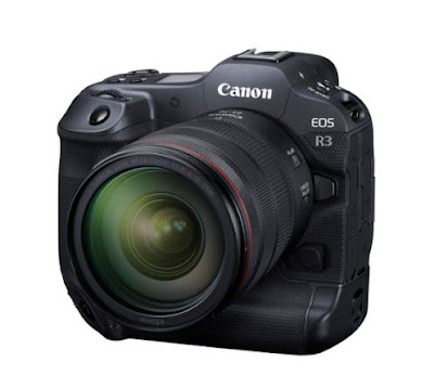 The EOS Revolution Continues: Canon Officially Announces the Company's Most Technologically Advanced Full-Frame Mirrorless Camera, the Professional-Grade EOS R3