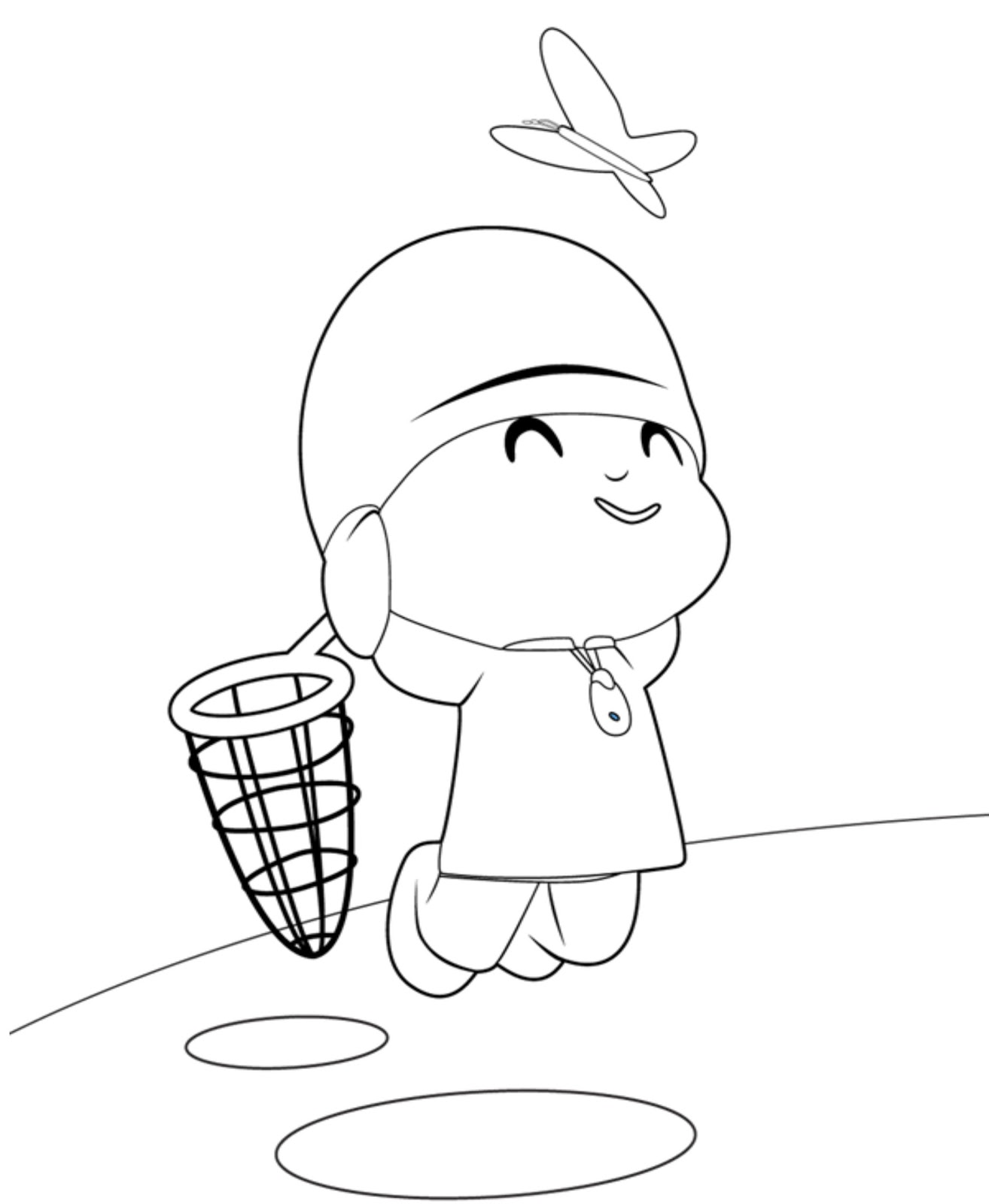 coolest coloring pages ever | Pocoyo Coloring Pages ~ Free Printable Coloring Pages ...