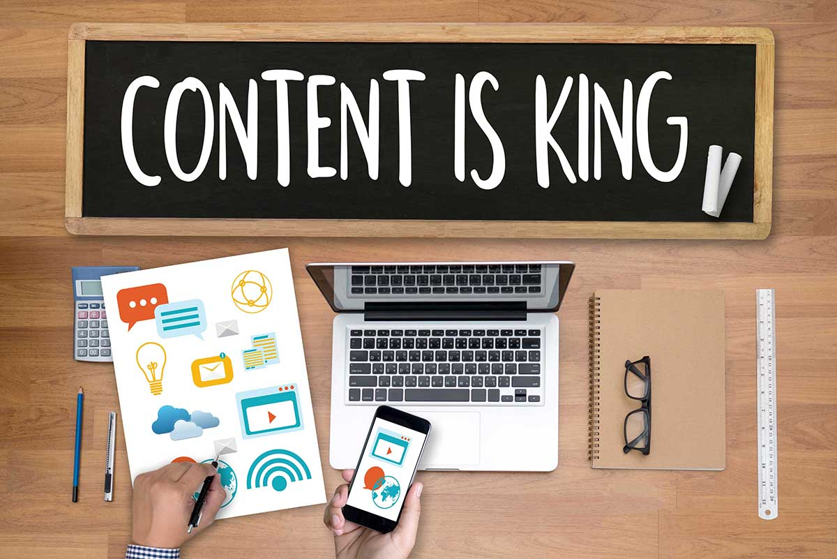 Fascinating Content to Attract Clients