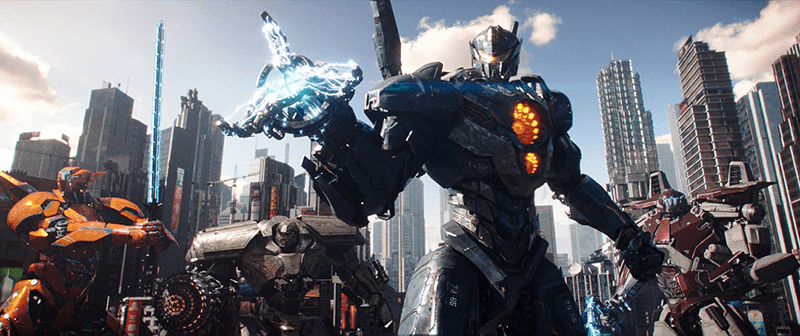 Watch Pacific Rim:Uprising in SM Cinemas on IMAX