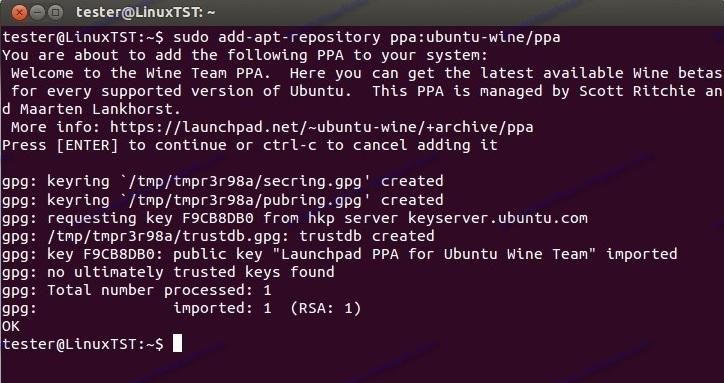Forex trading ubuntu
