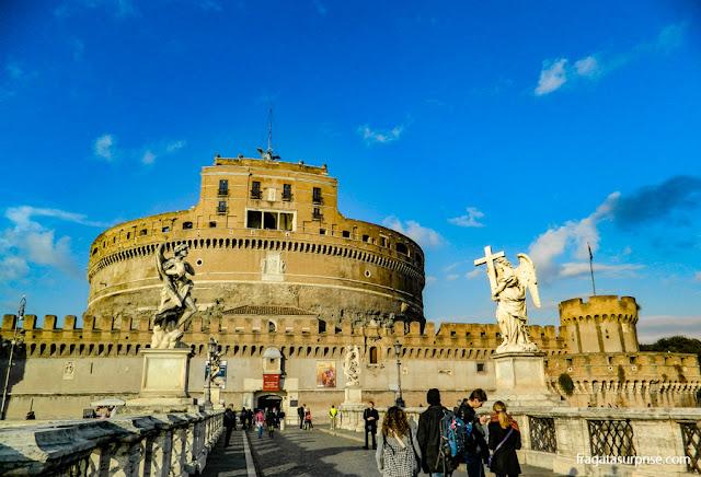 Roma: roteiro da Piazza Venezia ao Vaticano