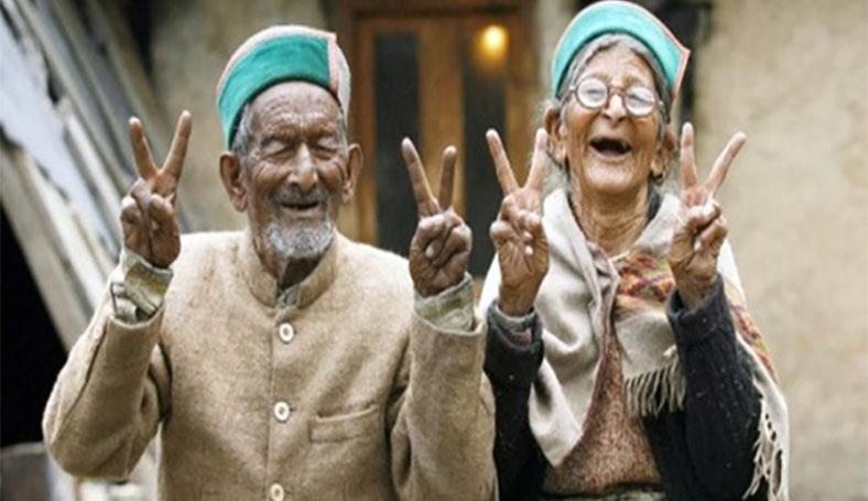 Happy birthday  : 100 वर्ष के हुए देश के सबसे पहले वोटर श्याम शरण नेगी