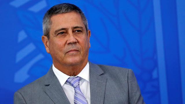El titular de Casa Civil de Brasil da positivo por coronavirus y ya son siete los ministros de Bolsonaro en contraer el virus