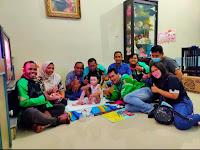 Jihan Talita Anak Yatim-Piatu Penderita Luka Bakar, Terima Bantuan Hasil Penggalangan Dana