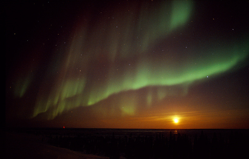 Northern Lights Information Facts