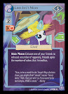 MLP Less Isn't More The Crystal Games CCG Card