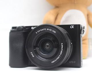Jual Mirrorless Sony A6000 Bekas Malang