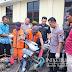 Lupa Cabut Kunci, Warga Giritirto Karanggayam Nyaris Kehilangan Motor