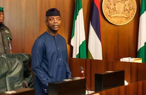 Osinbajo Opens Up: I Witness Grand Corruption In Government