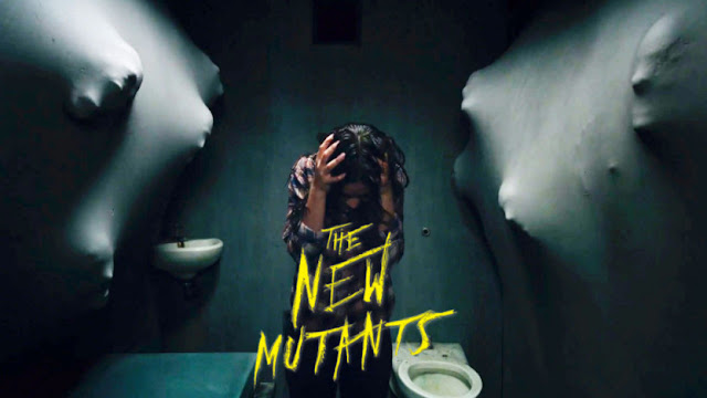 Hot New Movie Trailers The new mutants