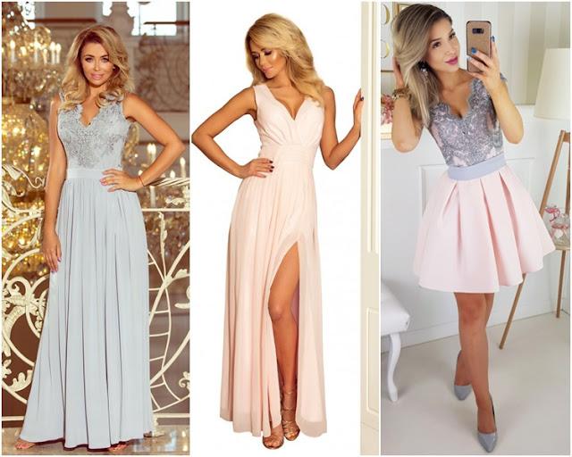 Gdzie kupić tanio długie sukienki online?
