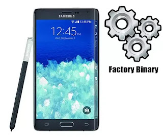 Samsung Galaxy Note EDGE SM-N915X Combination Firmware