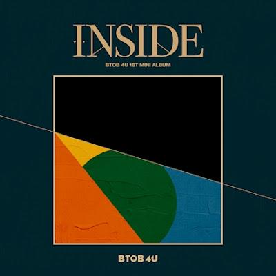 BTOB 4U (비투비 포유) INSIDE - 1st Mini Album