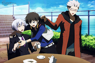 Hamatora The Animation Batch Subtitle Indonesia