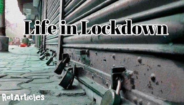 Life in Lockdown | Exploring the inner Universe
