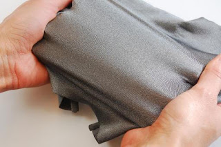 Fabric inspection to shrinkage test