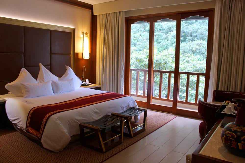 Sumaq luxury hotel at Aguas Calientes, Peru - lifestyle & travel blog