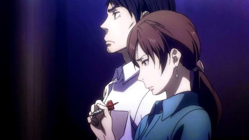 Death Parade, Anime mirip Death Note