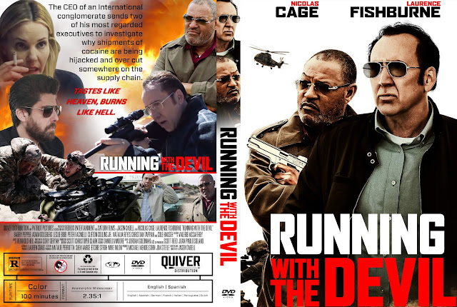 Running with the Devil DVD Cover