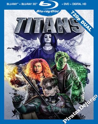 Titanes Temporada 1 HD 720P Latino