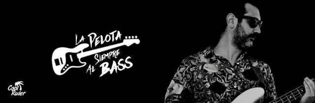 La Pelota Siempre al Bass: Christian Martínez