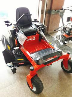 Troy Bilt Zero Turn Mower in Buriram