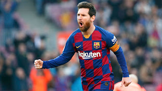 Blaugranas worry as Messi decline in form
