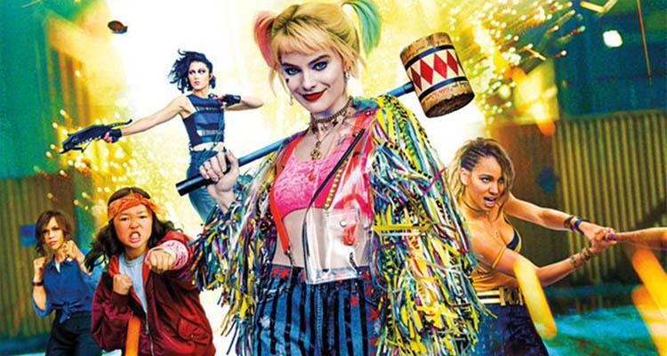 Aves de Presa: Tráiler final de la película de Harley y compañia