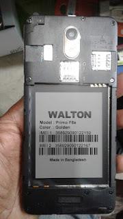 Walton Primo F8s MT6580 Android 8 1Hang Logo SP Tool Error Dead