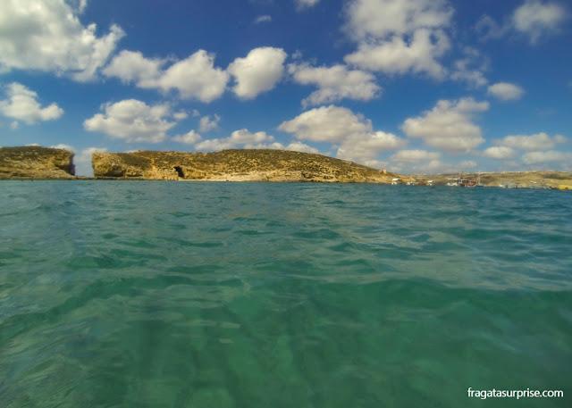 Lagoa Azul, Malta