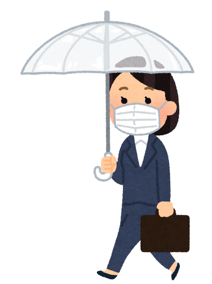 walking_rain_mask_businesswoman.png (893×1195)