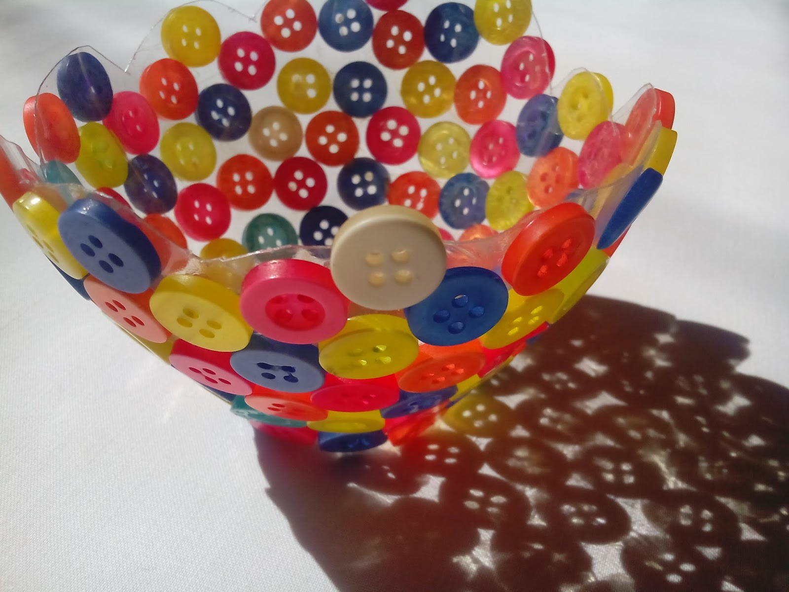 The Wasteand Create Useful Thing Out Of Itmany People Make Button Bowls Using A Balloonbut Today I Am Going To Show You How Bowl