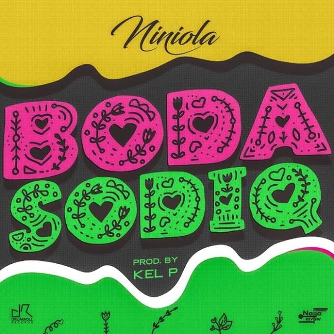 DOWNLOAD MP3: Boda Sodiq - Niniola