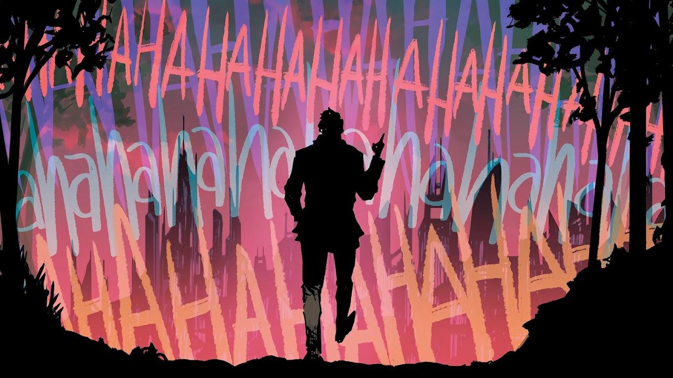 Joker Laugh 4k Wallpaper 57
