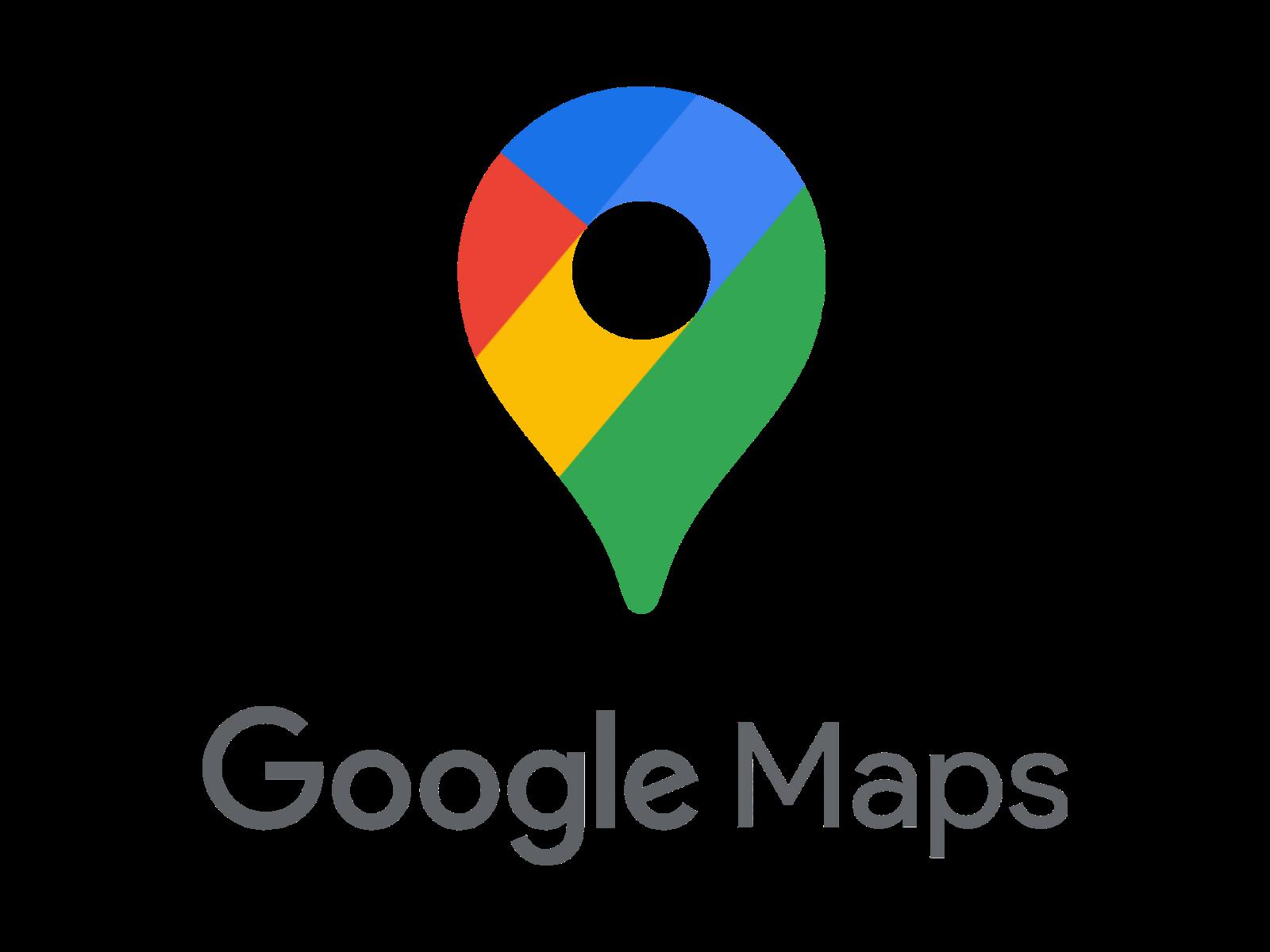 Logo Google Maps Terbaru Format PNG
