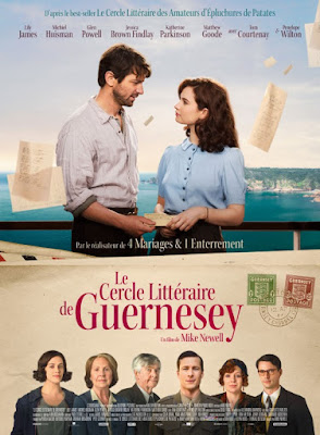 The Guernsey Literary and Potato Peel Pie Society 2018 Full movie