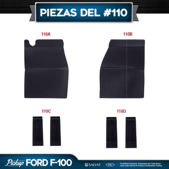 Entrega 110 Ford F-100