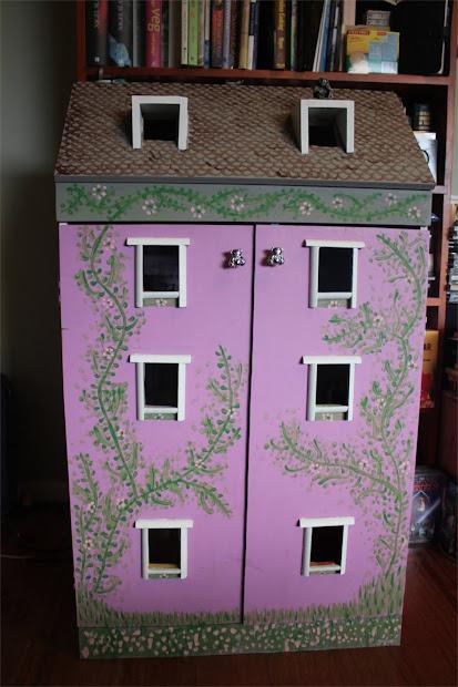 Green Gourmet Giraffe Craft Interlude Dolls House