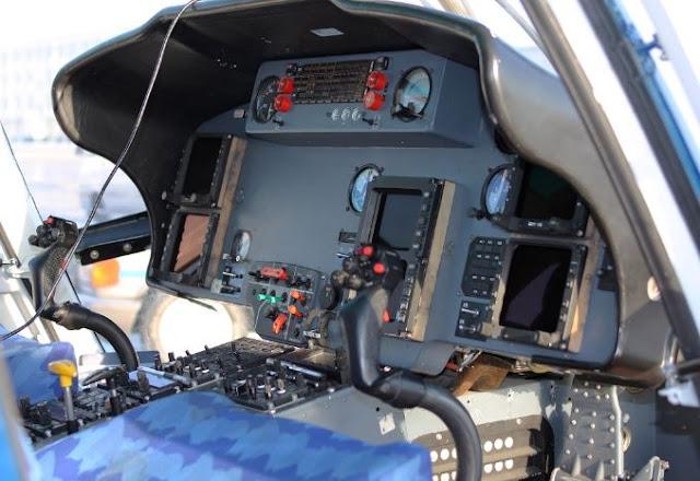 Harbin Z-19 cockpit