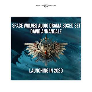 Audio drama Lobos Espaciales