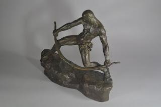 Él adiestra mis manos para la batalla, Arco de bronce, victoria, guerra espiritual,