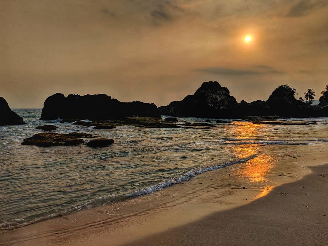 Pantai Marina Kalianda Lampung Selatan