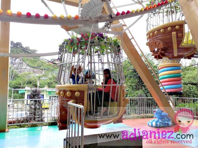 Cameron Square & Cameron Highlands Holiday's Park ~ Tarikan Terbaru Yang Ohsem!