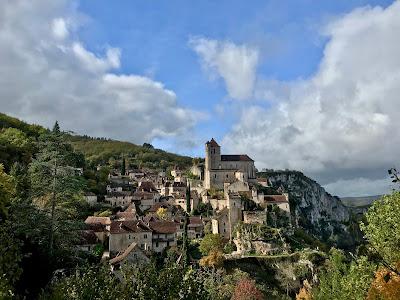 French Village lockdown diaries day nineteen Plus Beaux Villages de France