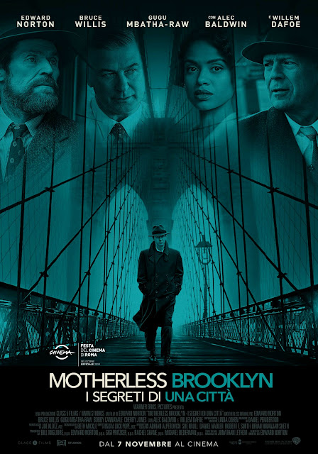 Motherless Brooklyn Edward Norton